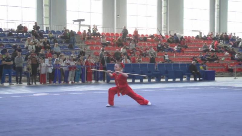 наньгунь, девочки 3-1 место