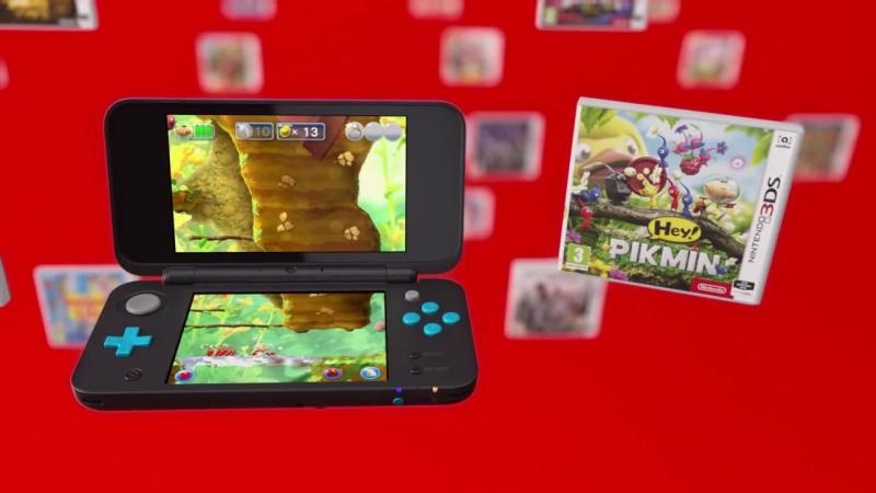 New Nintendo 2DS XL — трейлер-анонс