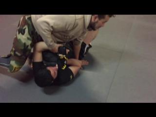 БИЕО Techniques de sol MMA Team Ezbiri partie 2_2