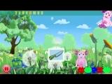 ЛУНТИК .АЗБУКА. БУКВАРЬ. учим буквы с лунтиком. Развивающие мультфильмы для дете