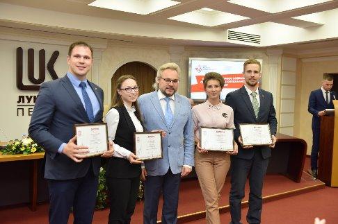 В «ЛУКОЙЛ-ПЕРМИ» обновили состав руководства молодежной организации предприятия
