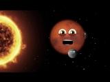 Planet Song for Kids-Solar System Song for Children-Mars Song for Kids