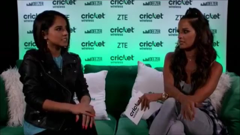 QA with Becky G from Cricket Wireless in New York