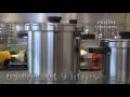 Cristel - Alto Pressure cooker