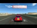 Real Racing 3 Renaut Clio Cup Dubai Autodrome (гонка на виживання)