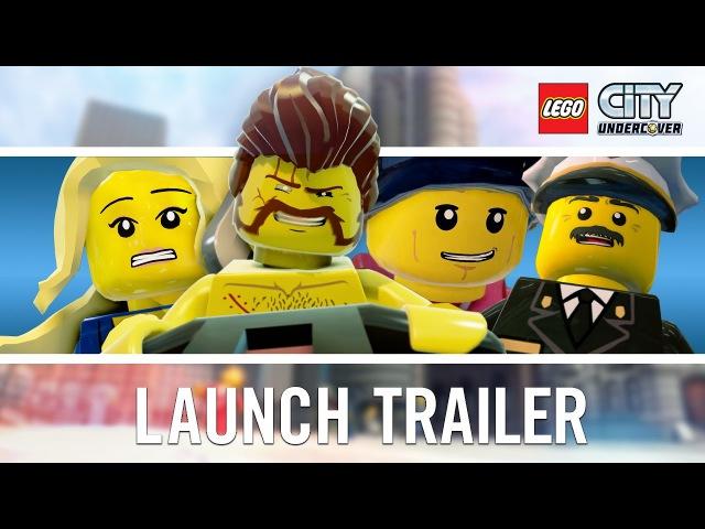 LEGO CITY Undercover 2017 Launch Trailer