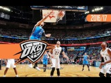 Thunder Top 5 Plays at Pelicans 2017.01.25