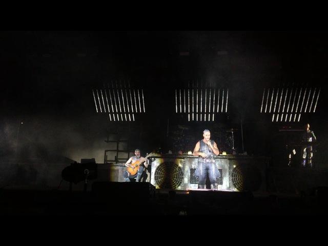 Rammstein - Frühling In Paris (Arènes de Nîmes 12. 07. 2017)