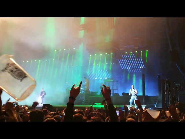 Rammstein Keine Lust Resurrection Fest 0017