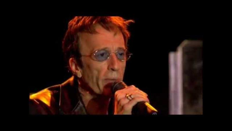 Robin Gibb (Live 2004) with The Neue Philarmonie Frankfurt Orchestra
