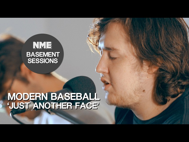 Modern Baseball, Just another face - NME Basement Sessions