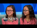 Twin Sisters Separated at Birth Reunite on GMA