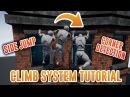 💢 UE4 Climb System - Tutorial - Part 3 - Side Jumps Corner Detection