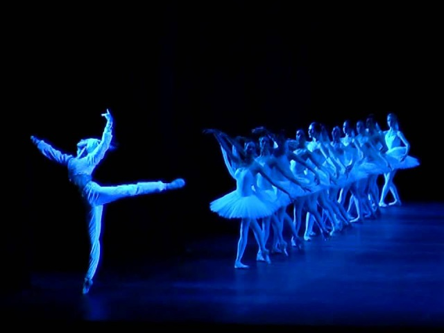 La Bayadère - Act III Final pas de deux variations - Svetlana Zakharova, Nikolai Tsiskaridze