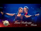 Louise Redknapp and Kevin Clifton Argentine Tango to 'Tanguera' - Strictly 2016 Week 7