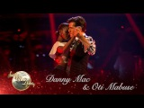 Danny Mac &amp Oti Argentine Tango to 'I Heard it Through the Grapevine' by Marvin Gaye - Strictly 2016