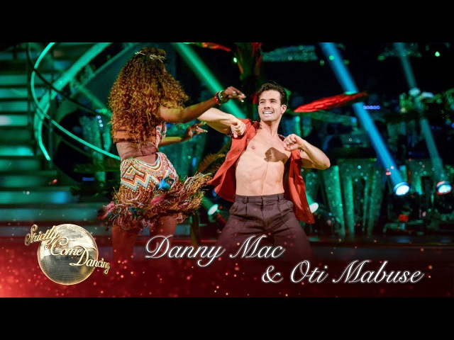 Danny Mac Oti Mabuse Samba to 'Magalenha' by Sergio Mendes - Strictly Come Dancing 2016: Week 10