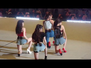 (Fancam) 170819 Girl's Day(걸스데이) - I'll be yours #KCON17LA