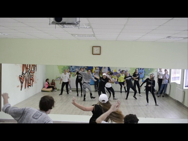 HAVIN' FUNK DS. MK Dance Mix Choreo. Elen.no.limit. 10.09.17. 1-я группа.