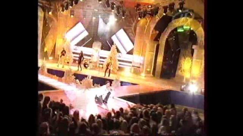Песня года Беларуси (ОНТ, 30.12.2006) Da Vinci - Arrivederci
