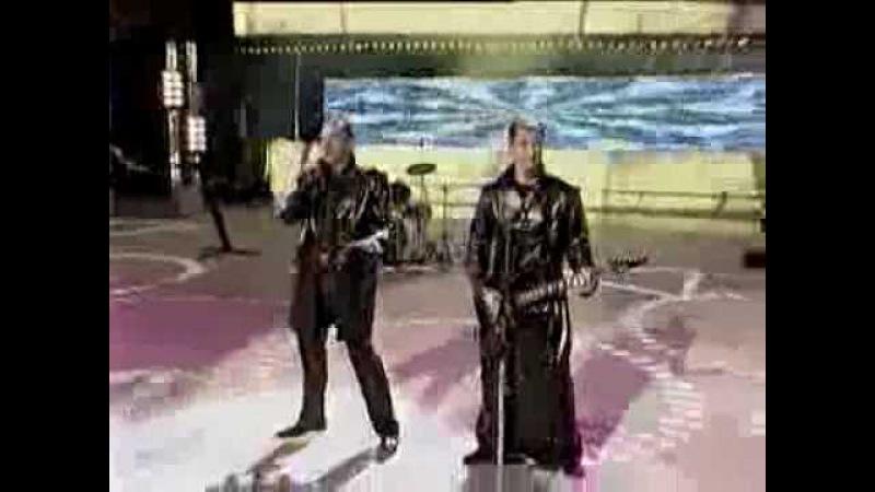 Песня года Беларуси - 2004 (ОНТ, 28.01.2005) Atlantica - Behind The Destiny