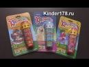Новые караоке микрофоны для детей 12 песенок Азбукварик. Видео-обзор