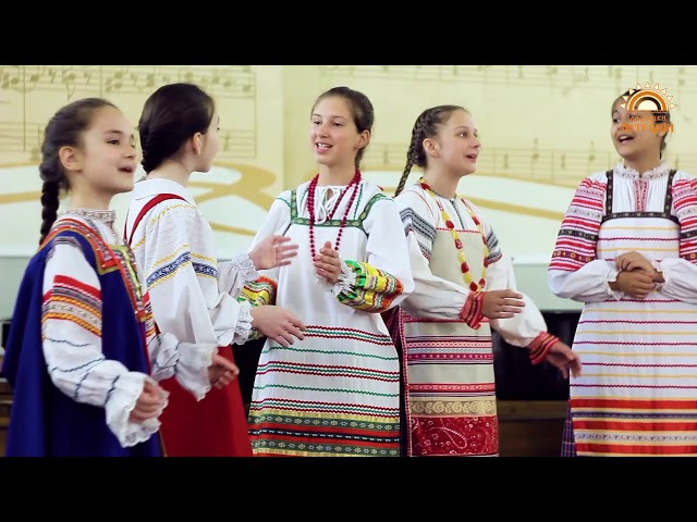 МАША-МАШИРОЧКА МОЯ плясовая Курской области. Исполняет фольклорный ансамбль В...