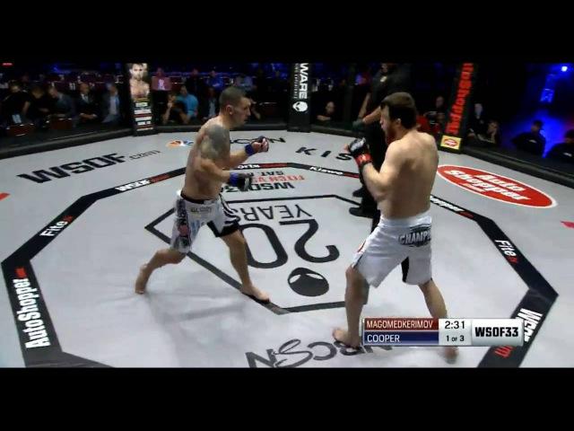 Magomed Magomedkerimov vs. Bobby Cooper / Магомед Магомедкеримов vs. Бобби Купер