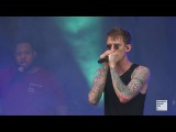Machine Gun Kelly Wild boy Alpha Omega Golden God Bad motherfucker Sail RockAmRing Germany