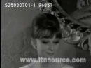 1961 Audrey Hepburn interview about on Premiere Breakfast at Tiffanys
