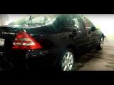НеРевью №4 Mercedes C180 W203