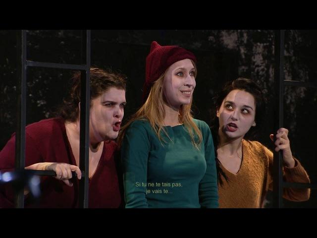 La Cenerentola de Rossini à l'Opéra de Lille