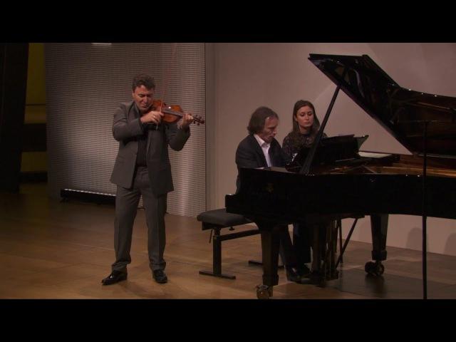 Recital: Maxim Vengerov, violon Roustem Saïtkoulov, piano (2)
