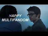 happy multifandom  be okay (3k!)