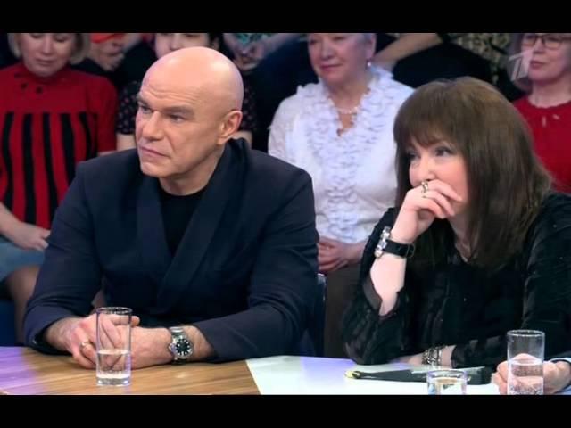 Сегодня вечером с Андреем Малаховым Юрий Антонов 14 03 2015