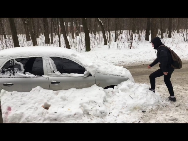 Саша Сова VLOG: Монатик танцует. Мой автопарк. Школьницы дали отпор мужчине. Драка ...