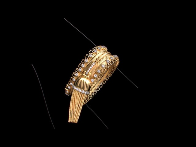 """""""Van Cleef Arpels: The Art and Science of Gems"""" exhibition, at ArtScience Museum"""
