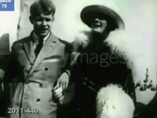 Сергей Есенин на кадрах кинохроники, 1918, 1921 480p