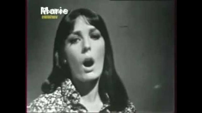 Marie Laforêt Katy cruelle Version Clip Original 1966