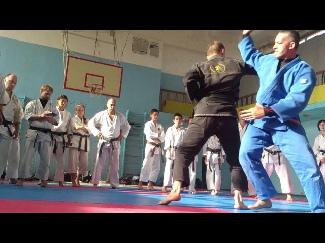 Семинар Александра Кретова , WARD, Kretovclan