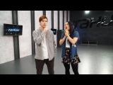 Танцы: Станислав Пономарёв и Баина Басанова - Не верю в её победу (сезон 3, серия 22)