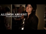 Allison Argent  Yellow Flicker Beat