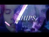 Kylo Ren &amp Rey like S H I P S  in the N I G H T