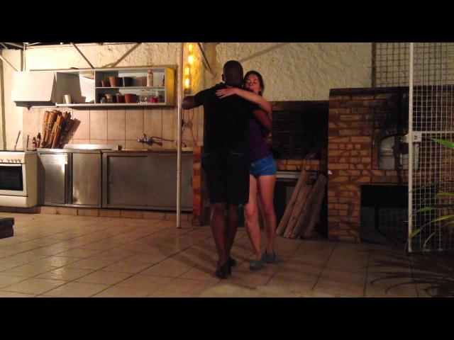 Semba no Quintal with Paulo Isidoro dos Reis and Sonja KikiZomba Luanda