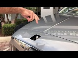 Can You Steal The Spirit of Ecstasy on a Rolls-Royce Wraith BONUS SLOW MOTION