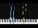 HOW TO PLAY: Don't You Worry Child - Swedish House Mafia [EASY] Piano Tutorial (Synthesia)