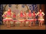 27.12.16Перепляс ДРОБУШЕЧКА. Танцевальный коллектив МОЗАИКА
