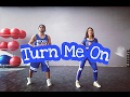Turn Me On - Salsa Remix ZUMBA - Choreo by FlurimAnka