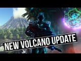 The VOLCANO (Update v257) Epic Cinematic Video ARK Survival Evolved