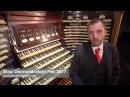 Басок /Steven Ball tour of stops World's Biggest Pipe Organ Atlantic City
